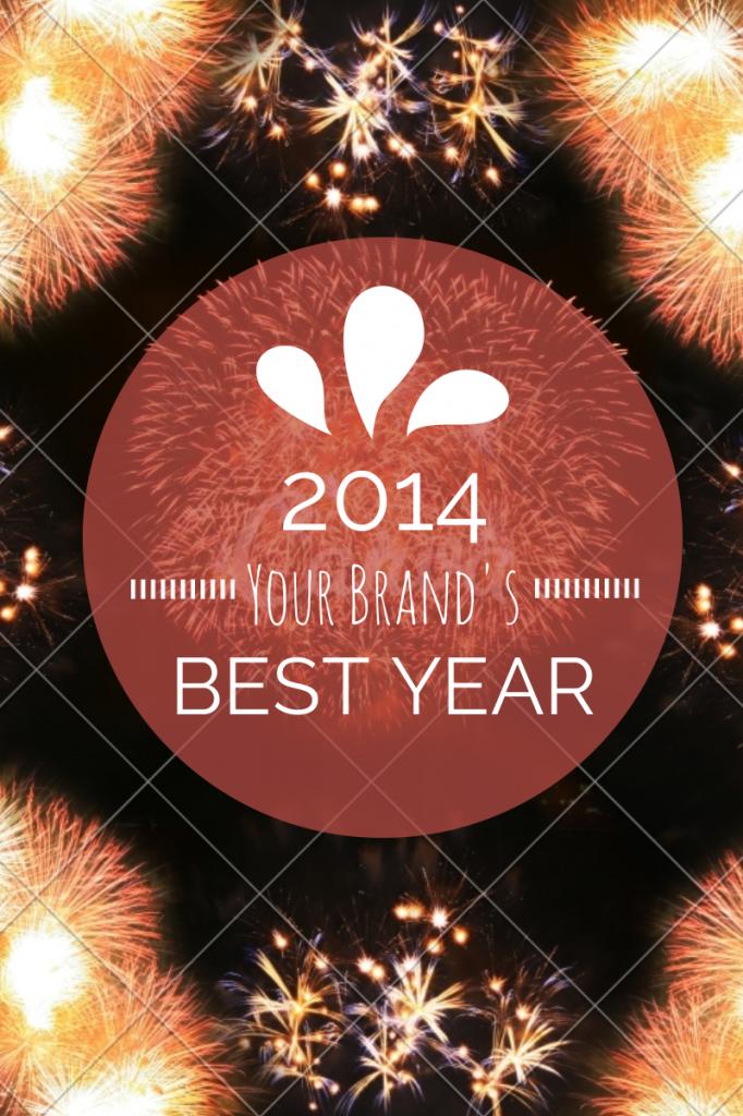 branding success in 2014