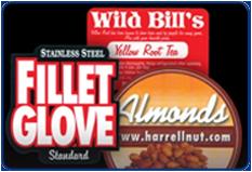 Food Service Labels