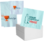 Custom Printed Food Service Napkins