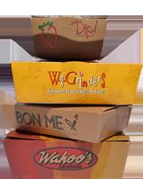 Take Out Boxes Boxes