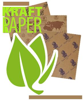 Custom Printed Kraft Paper