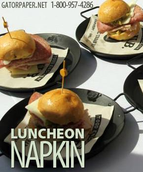 Custom Printed Luncheon Napkin