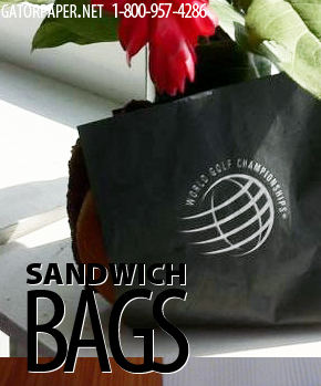 Custom printed Sandwich Bags