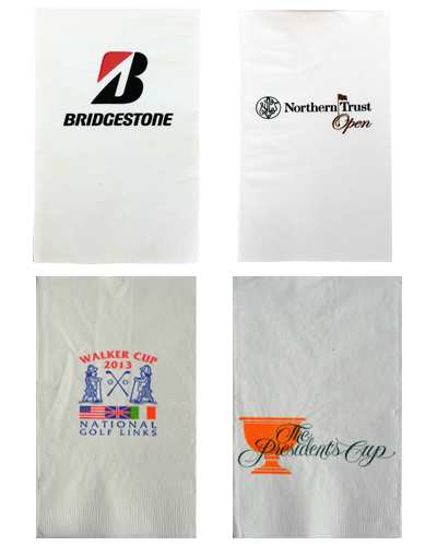 Custom Printed Dinner Napkins
