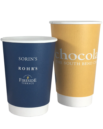 Double Walled Eco Cups Recyclable